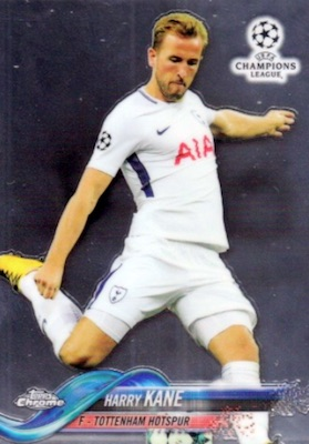 2017-18 Topps Chrome Champions League Variations Guide 7