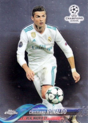 2017-18 Topps Chrome Champions League Variations Guide 9