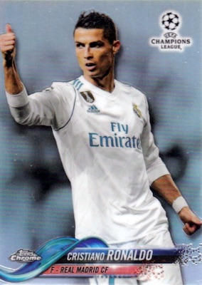 2017-18 Topps Chrome Champions League Variations Guide 10