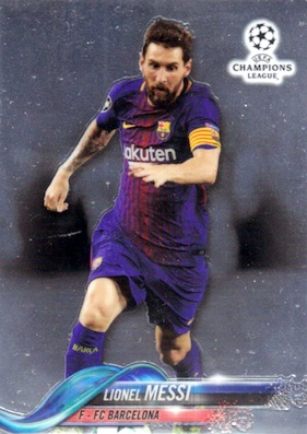 2017-18 Topps Chrome UEFA Champions League Soccer Cards 4