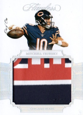 2017 Panini Flawless Football