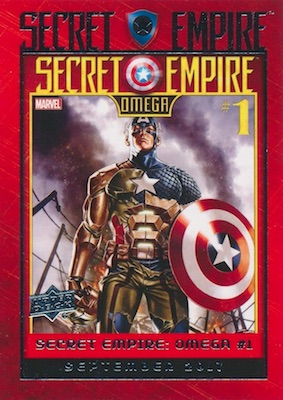 2017 Upper Deck Marvel Annual Trading Cards 28