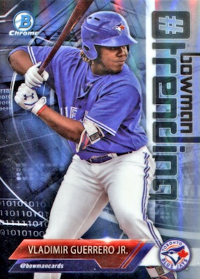 2018 Bowman Baseball Cards 36