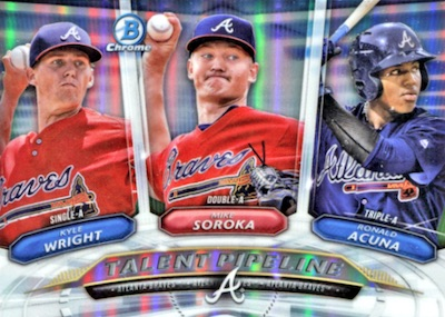 2018 Bowman Baseball Cards 45