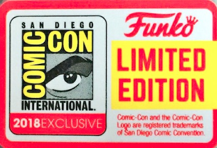 2018 Funko San Diego Comic-Con Exclusives Guide 2