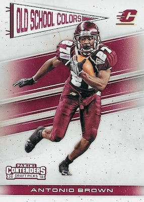 2018 Panini Contenders Draft Picks Football Cards 30