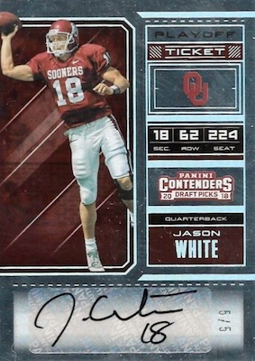 2018 Panini Contenders Draft Picks Football Cards 6