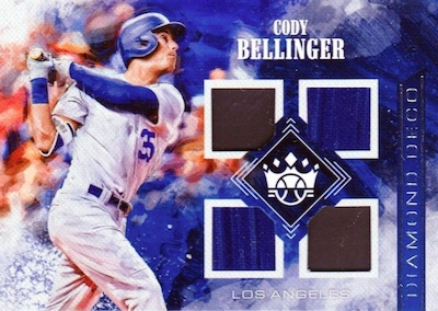 2018 Panini Diamond Kings Baseball Cards 34