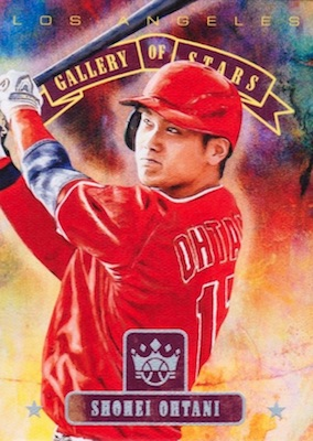 2018 Panini Diamond Kings Baseball Cards 36