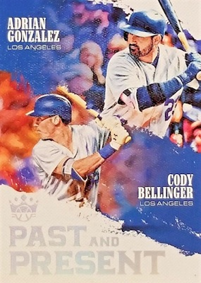 2018 Panini Diamond Kings Baseball Cards 37