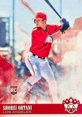 2018 Panini Diamond Kings Baseball Cards 24