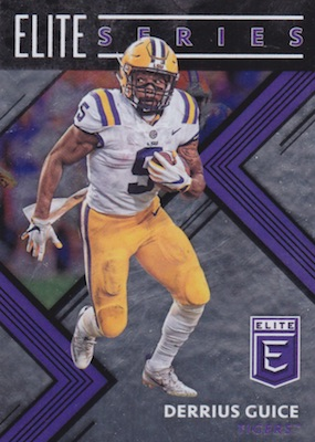 2018 Panini Elite Draft Picks Football Cards 29