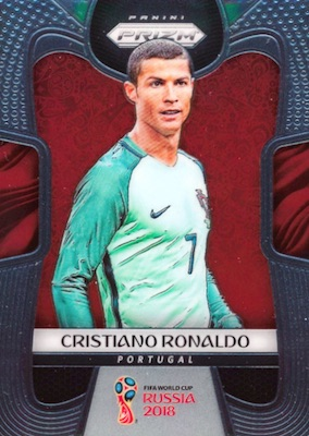 2018 Panini Prizm World Cup Soccer Cards 3