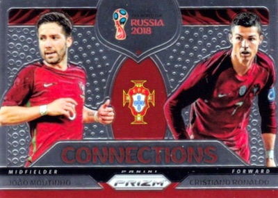 2018 Panini Prizm World Cup Soccer Cards 30