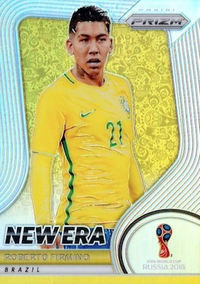 2018 Panini Prizm World Cup Soccer Cards 35