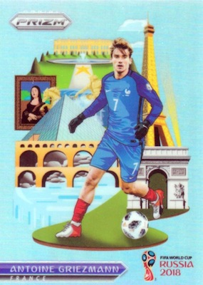 2018 Panini Prizm World Cup Soccer Cards 5