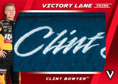 2018 Panini Victory Lane Racing