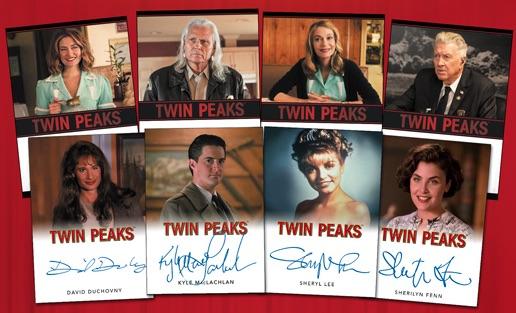Twin peaks release date in Perth