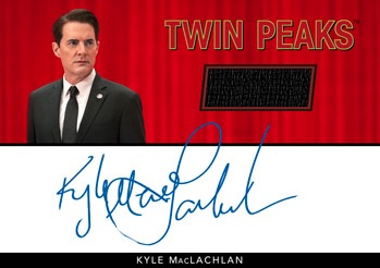 2018 Rittenhouse Twin Peaks Trading Cards 5