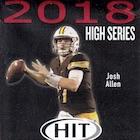 2018 Sage Hit Premier Draft High Series Football Cards