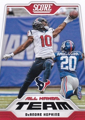 2018 Score Football Cards 31