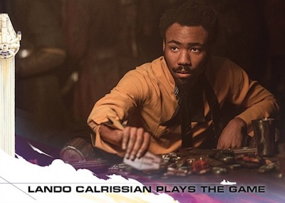 2018 Topps Countdown to Solo: A Star Wars Story Trading Cards Gallery 4