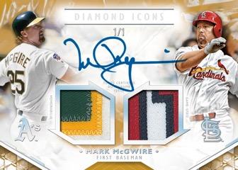 2018 Topps Diamond Icons Baseball