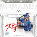 2018 Topps Diamond Icons Baseball Cards