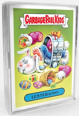 2018 Topps GPK Wacky Packages Easter Trading Cards 3