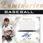 2018 Topps Luminaries Baseball Cards