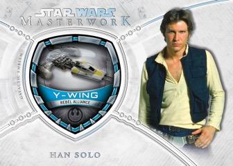 2018 Topps Star Wars Masterwork
