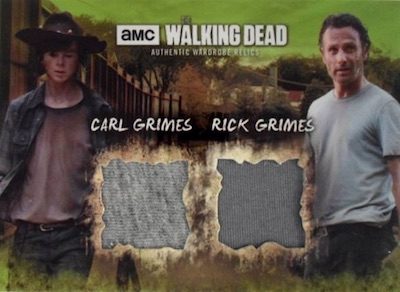 2018 Topps Walking Dead Road to Alexandria Trading Cards 28