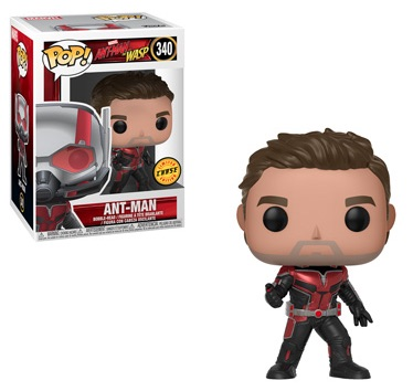 Funko Pop Ant-Man and the Wasp Vinyl Figures 4