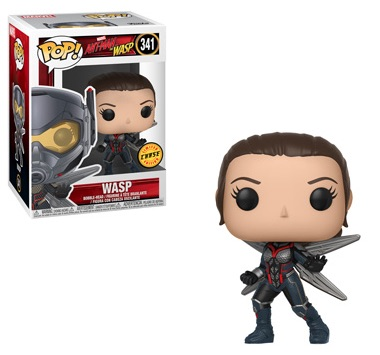 Funko Pop Ant-Man and the Wasp Vinyl Figures 6