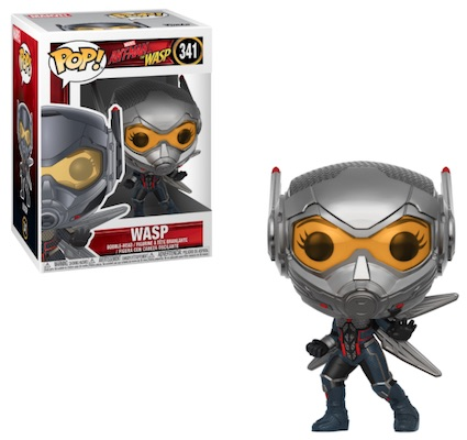 Funko Pop Ant-Man and the Wasp Vinyl Figures 5