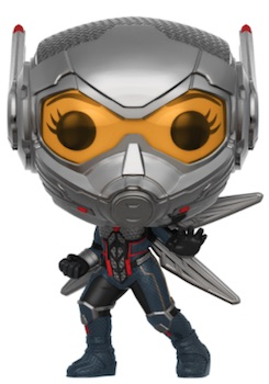 Funko Pop Ant-Man and the Wasp Vinyl Figures 2