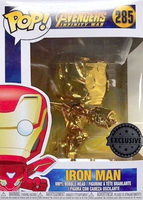 Ultimate Funko Pop Iron Man Figures Checklist and Gallery 19