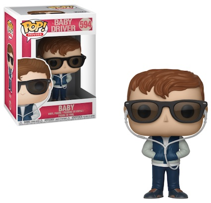 Funko Pop Baby Driver Checklist Gallery Chase Variants