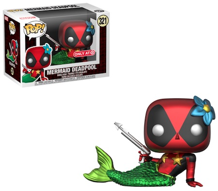 Ultimate Funko Pop Deadpool Figures Checklist and Gallery 44