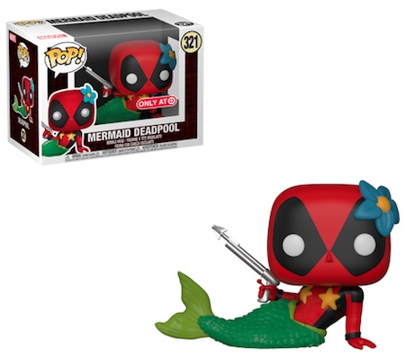 Ultimate Funko Pop Deadpool Figures Checklist and Gallery 43