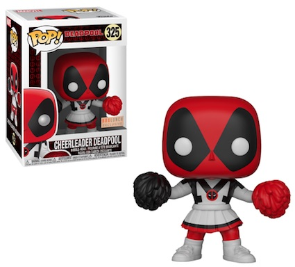 Ultimate Funko Pop Deadpool Figures Checklist and Gallery 48