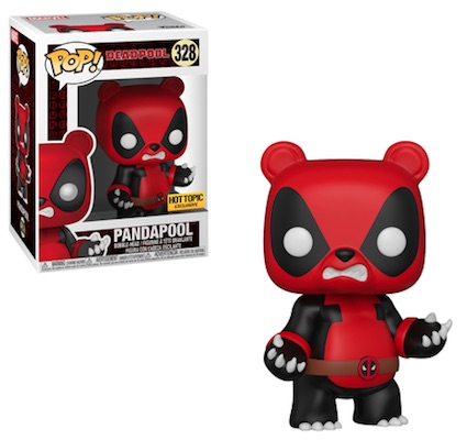 Ultimate Funko Pop Deadpool Figures Checklist and Gallery 52