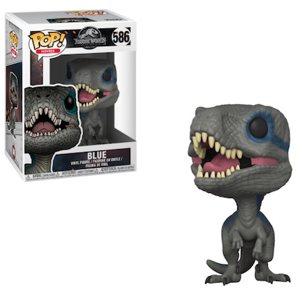 2018 Funko Pop Jurassic World Vinyl Figures 21
