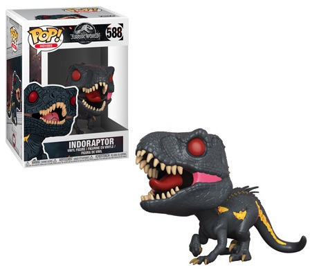 2018 Funko Pop Jurassic World Vinyl Figures 23