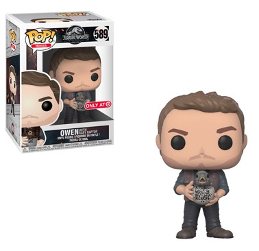 2018 Funko Pop Jurassic World Vinyl Figures 24