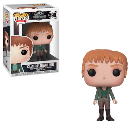 2018 Funko Pop Jurassic World Vinyl Figures 25