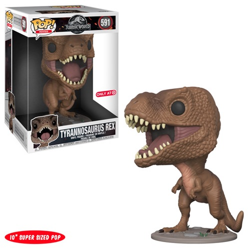 2018 Funko Pop Jurassic World Vinyl Figures 26