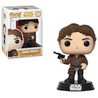 Funko Pop Star Wars Solo Vinyl Figures