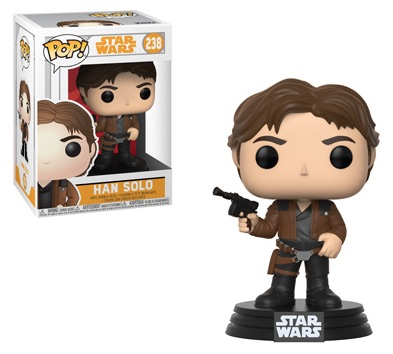 Funko Pop Star Wars Solo Vinyl Figures 18