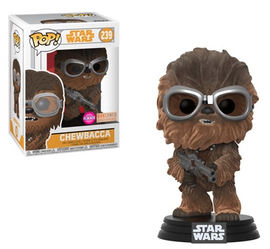 Funko Pop Star Wars Solo Vinyl Figures 20
